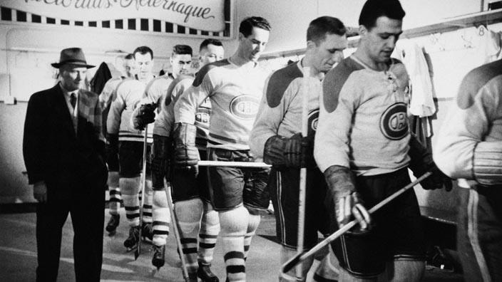 Pour toujours le hockey