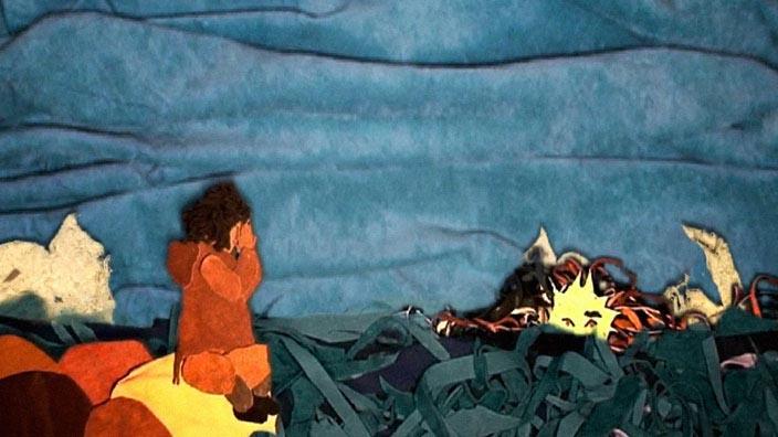 Nunavut Animation Lab: Qalupalik