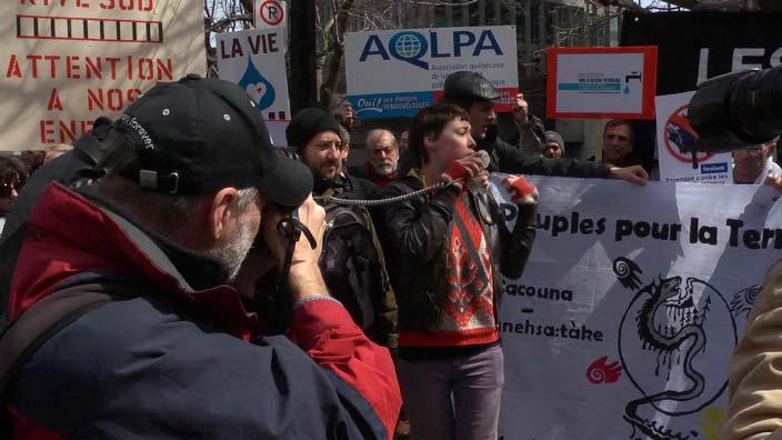 Pipelines, pouvoir et démocratie