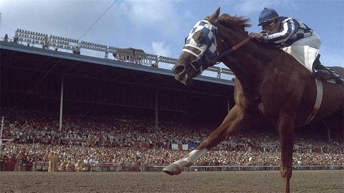 Ron Turcotte, jockey légendaire