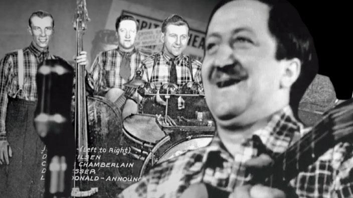 The Singing Lumberjack