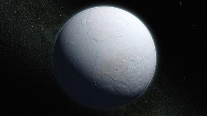 La planète miracle - La Terre boule de neige
