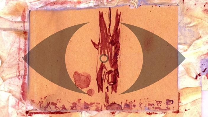Naked Island - Blood