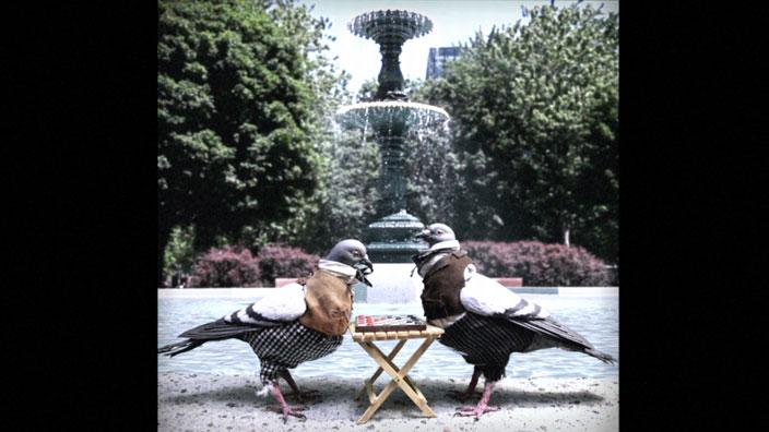 Naked Island - Saint-Louis Square
