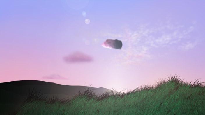 Le rêve d'un nuage