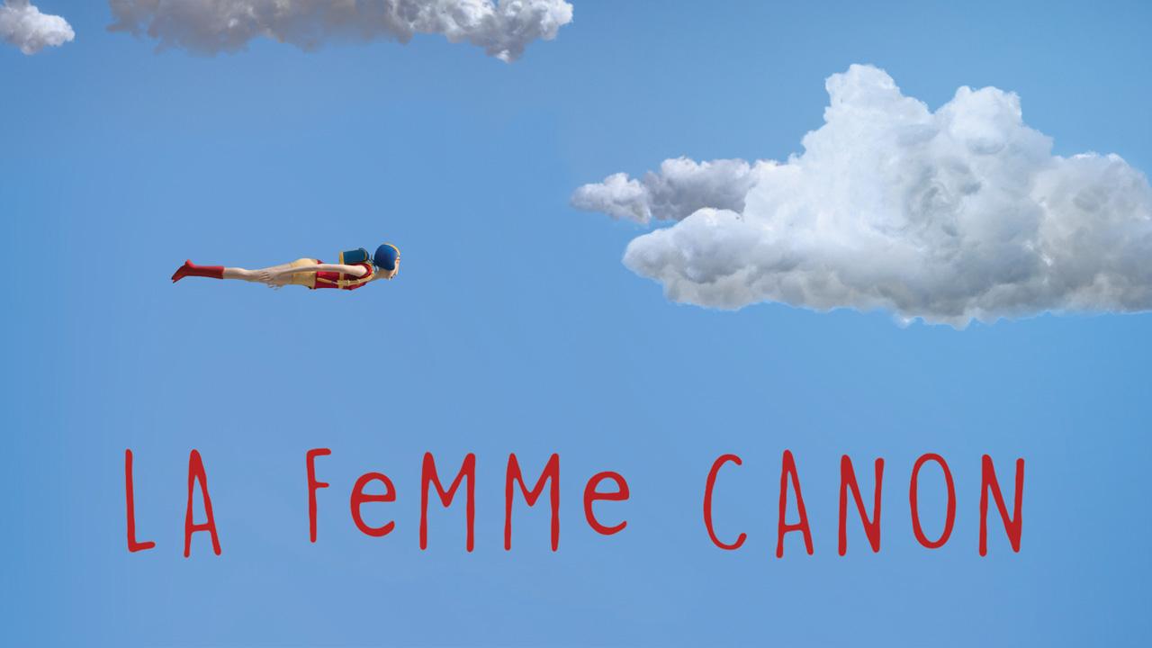 La femme canon