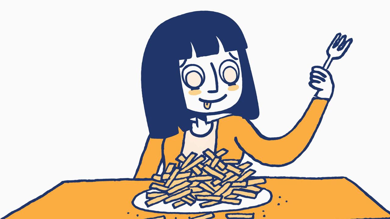 La liste des choses qui existent – La frite