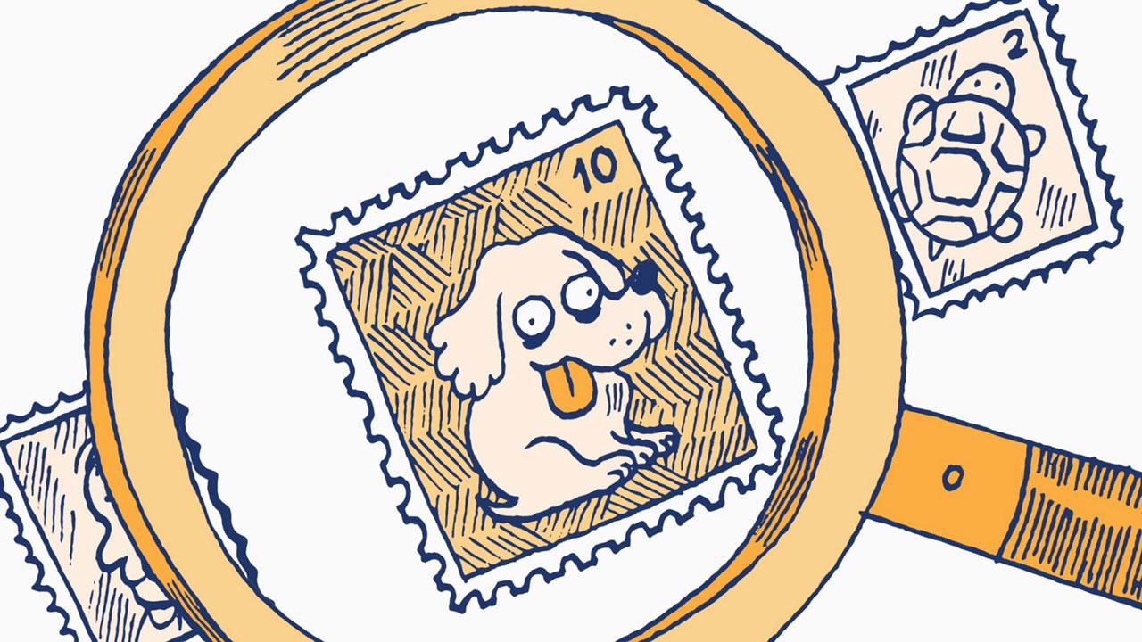 La liste des choses qui existent – Le timbre