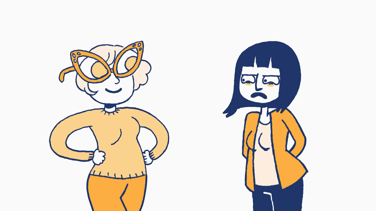 La liste des choses qui existent – Les lunettes