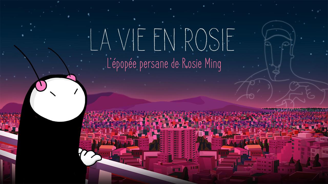 La vie en Rosie – L'épopée persane de Rosie Ming