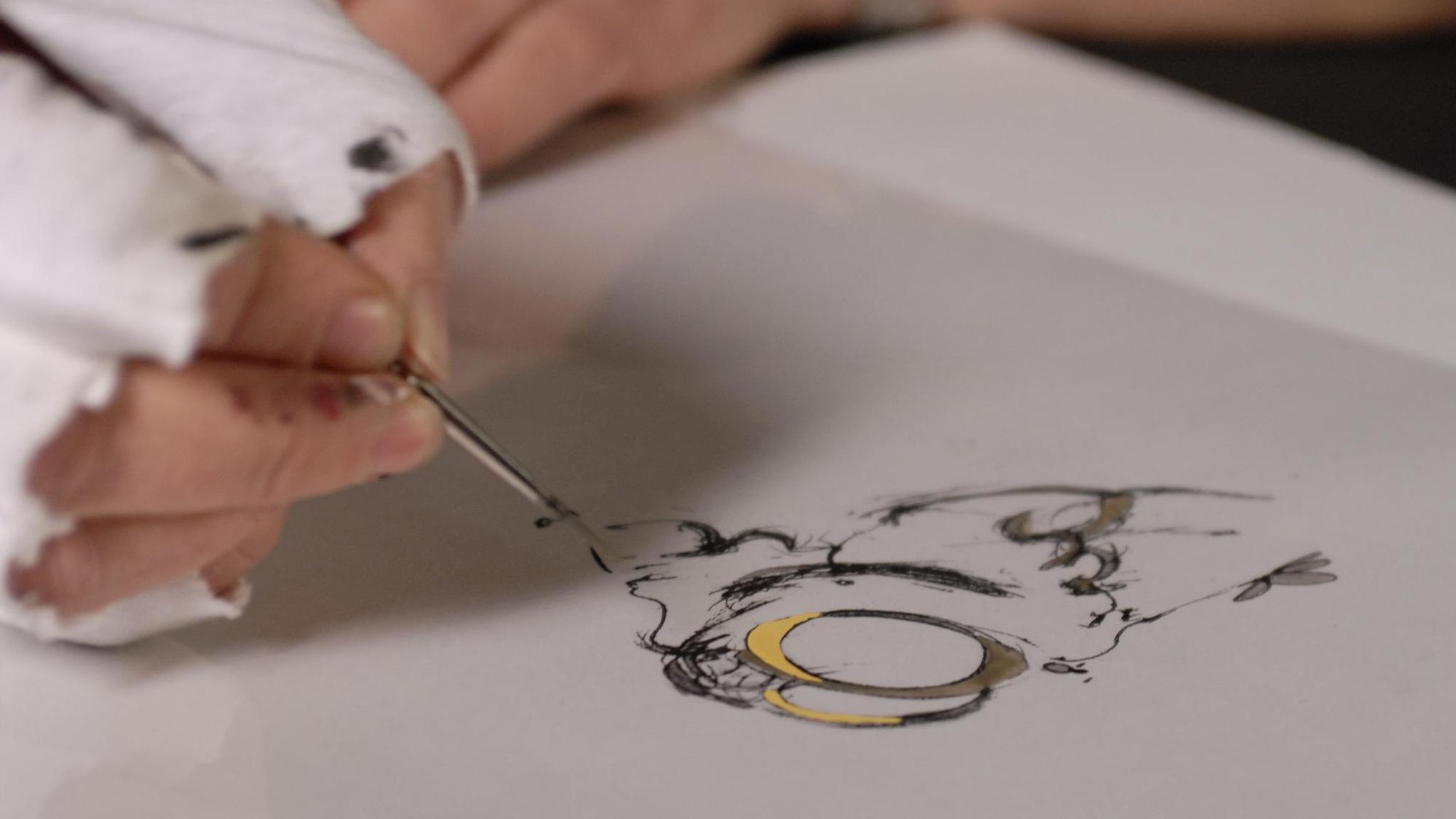 24 idées/seconde ou l'art du cinéma d'animation