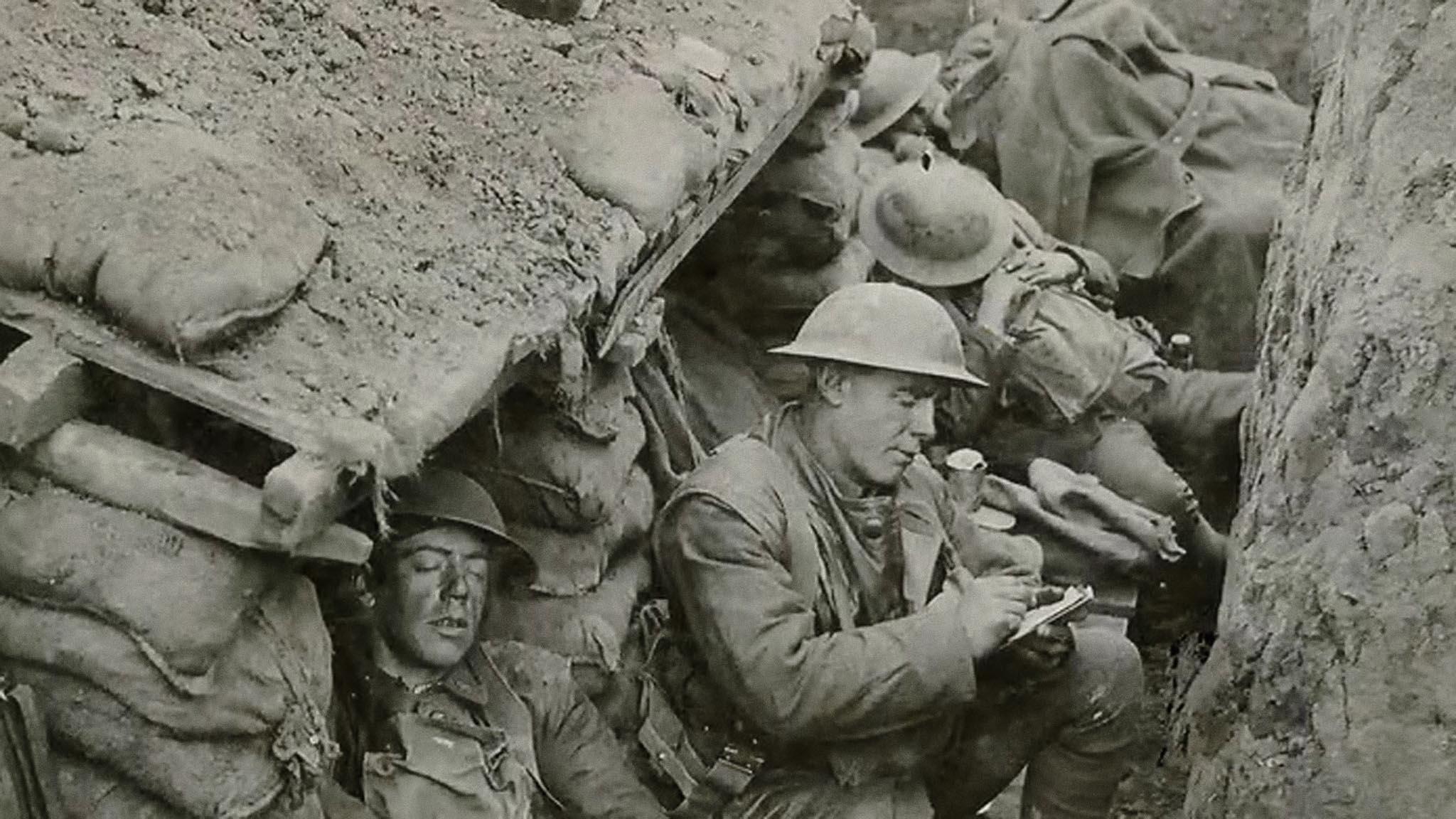 Souvenirs de la Première Guerre mondiale
