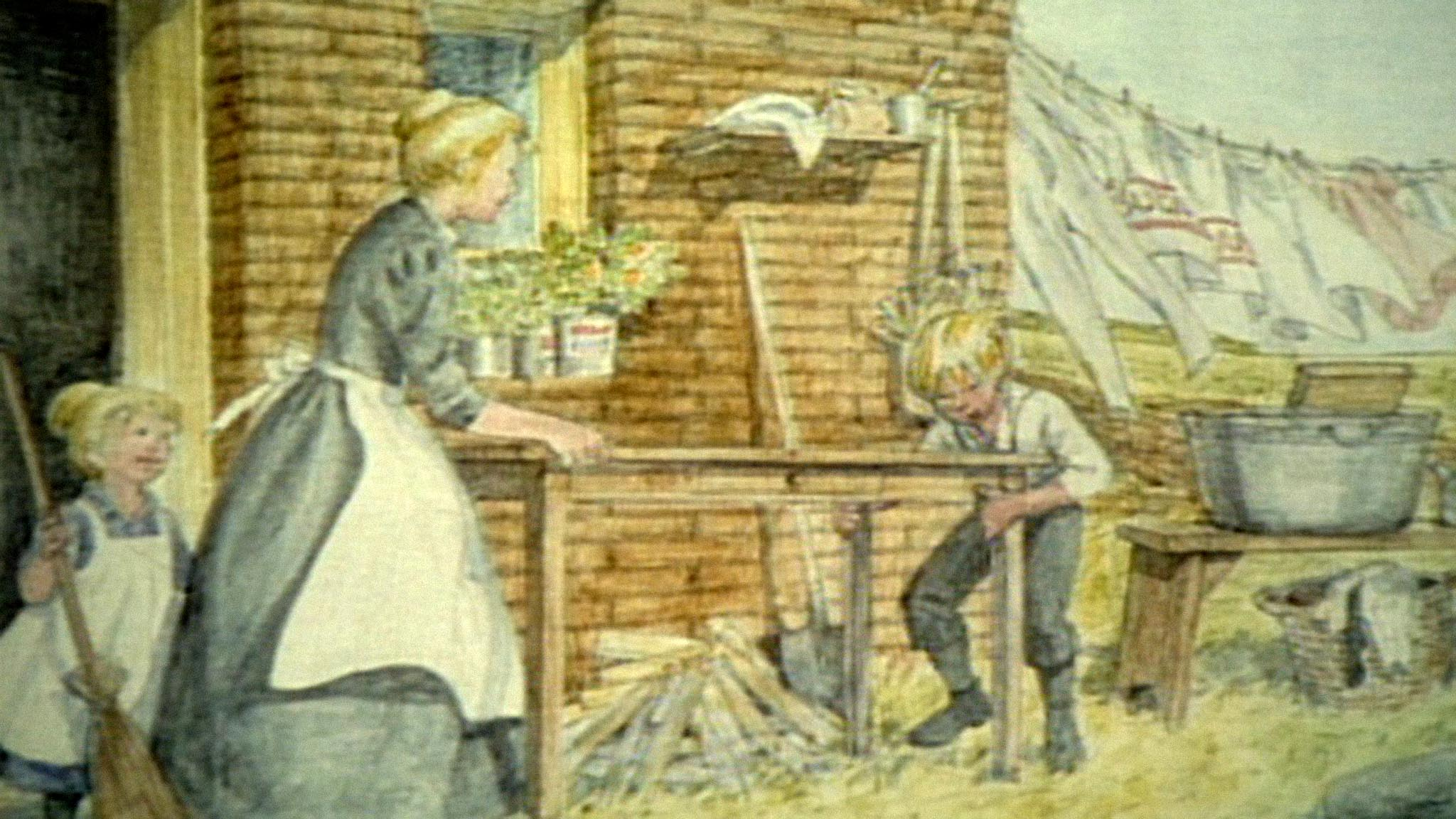 Life in Early Canada Series (Ages 6-9)