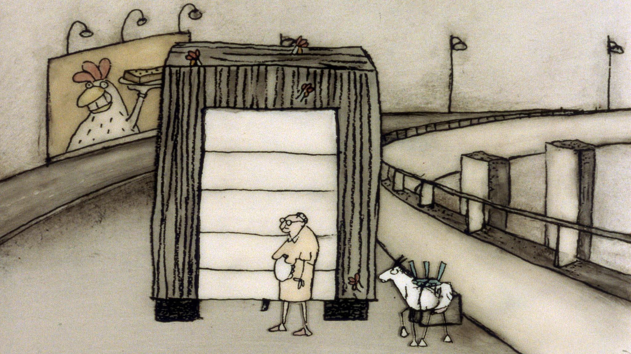 Tali et Obom : du cartoon à l'autofiction