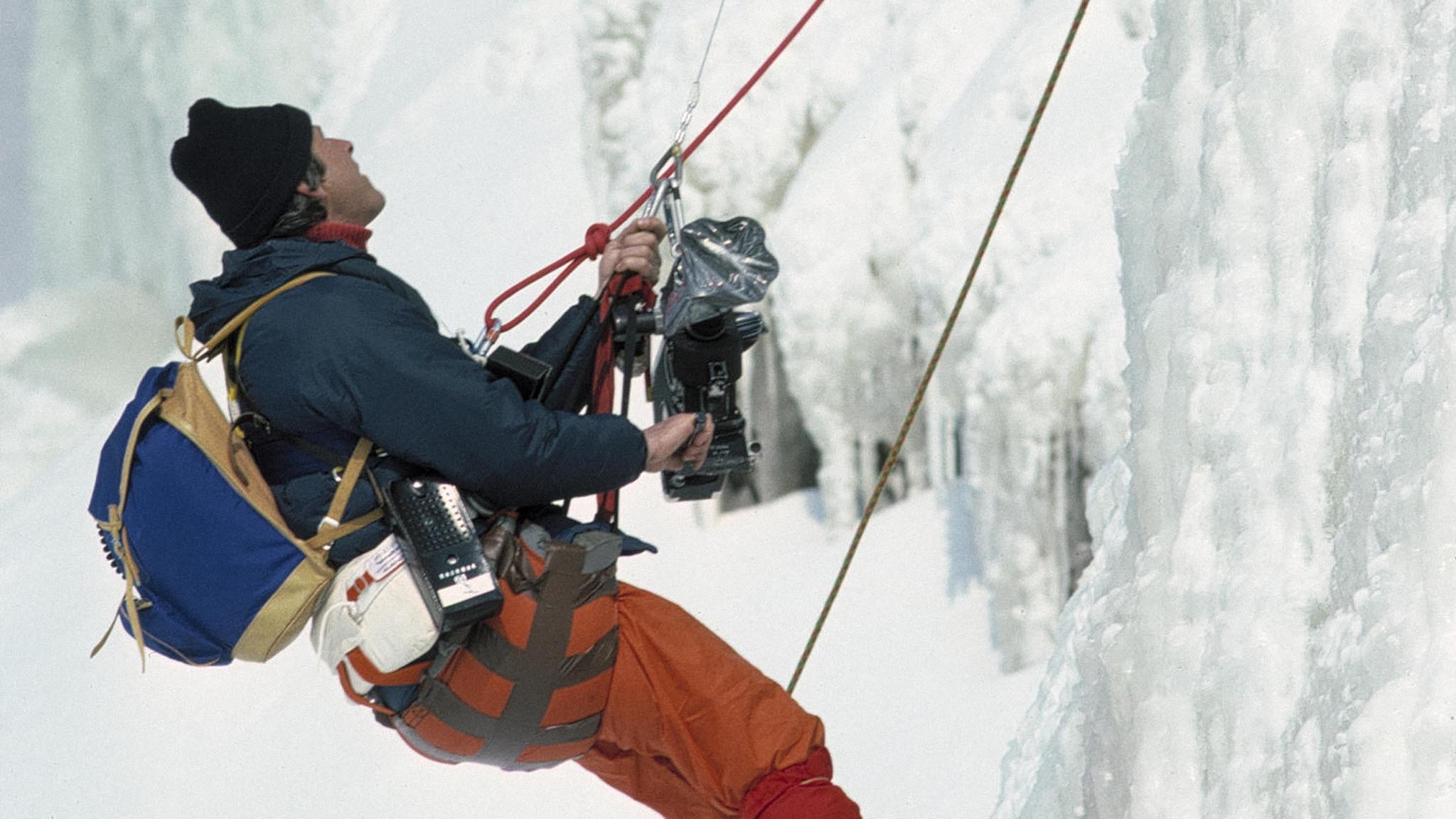 Views from the Top: The NFB and Mountaineering