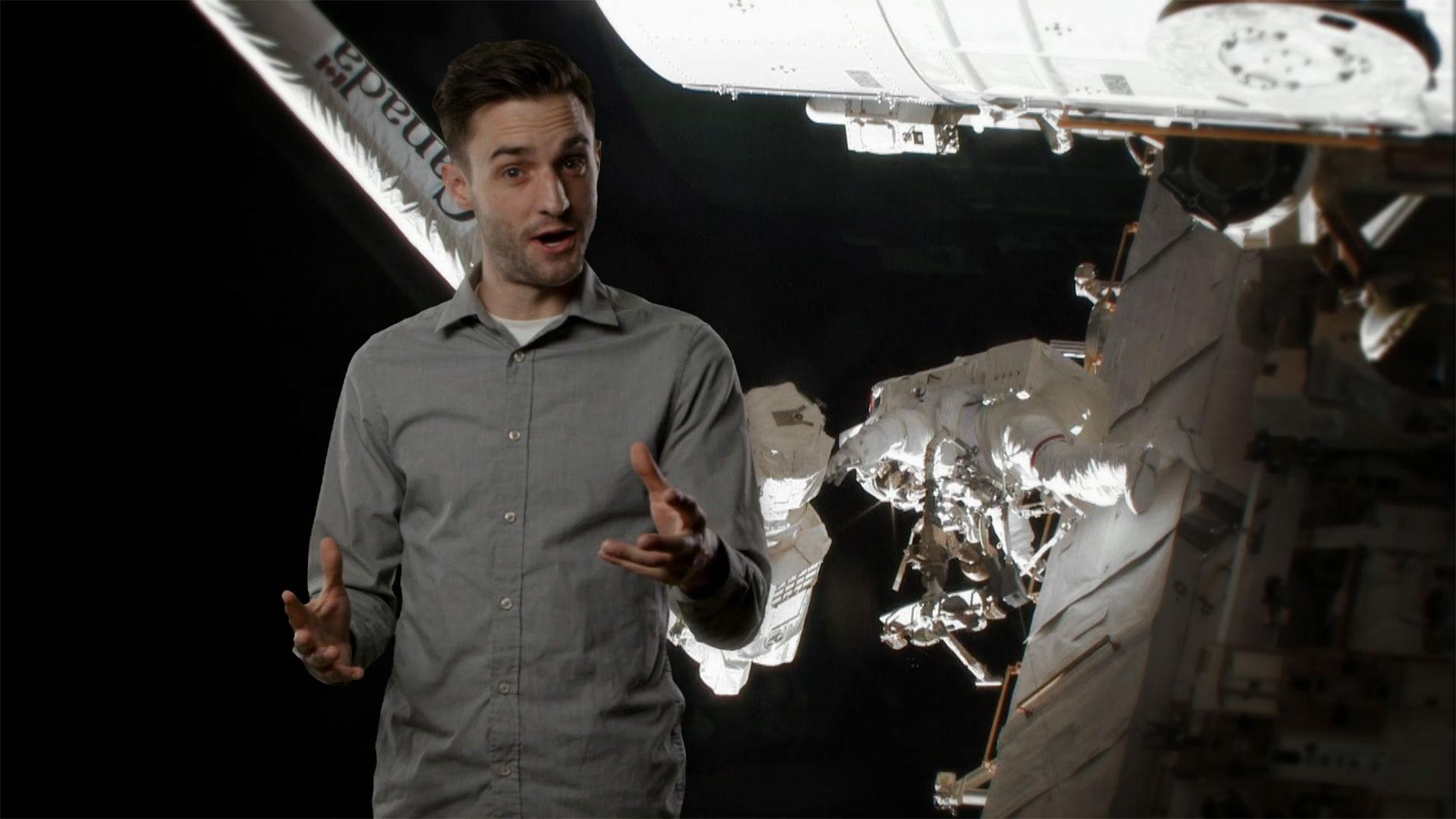 École spatiale : Santé (11 à 15 ans)