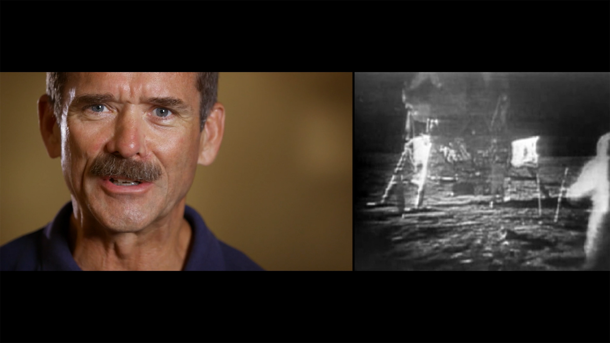 NFB Space Playlist on Chris Hadfield's Journey (Ages 11-15)