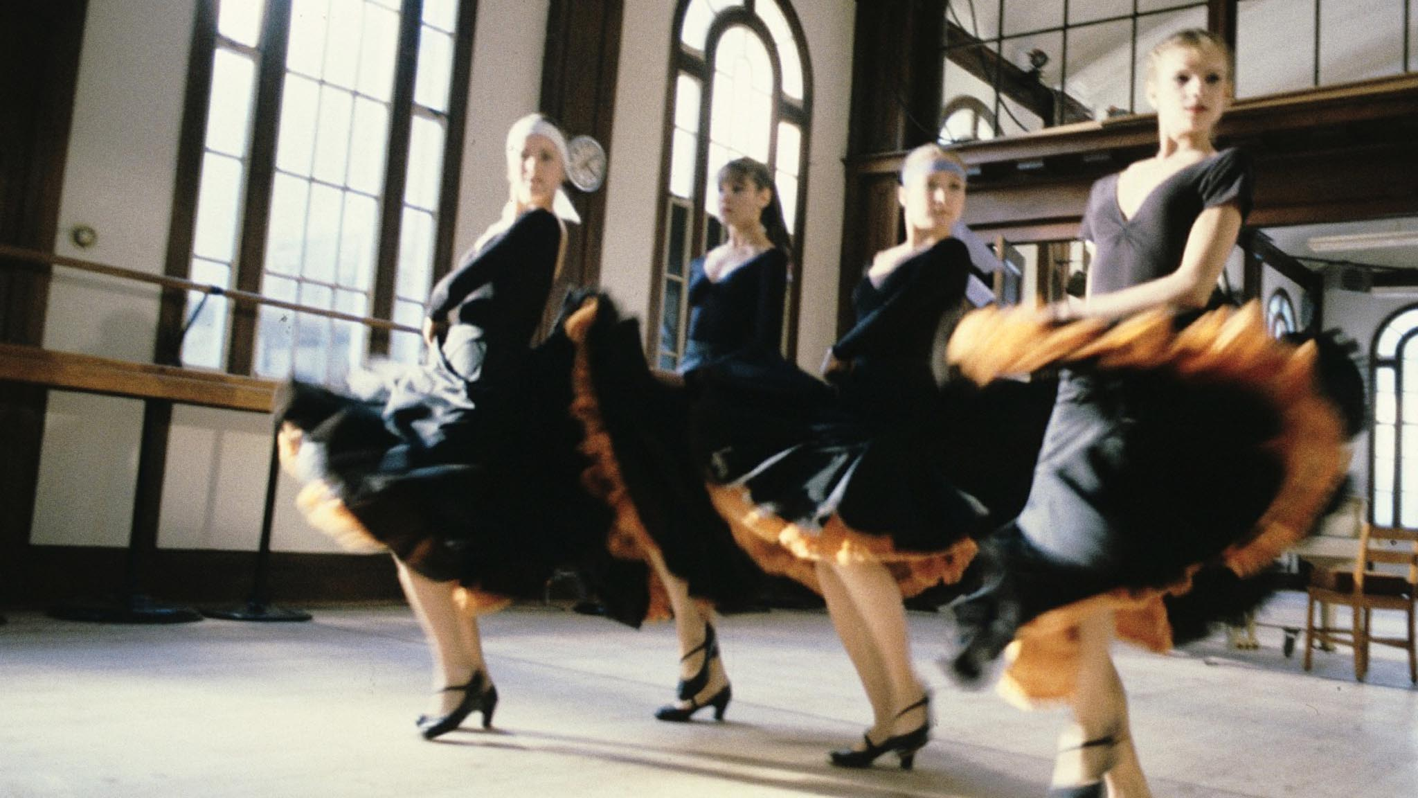 La danse et le cinéma à l'ONF