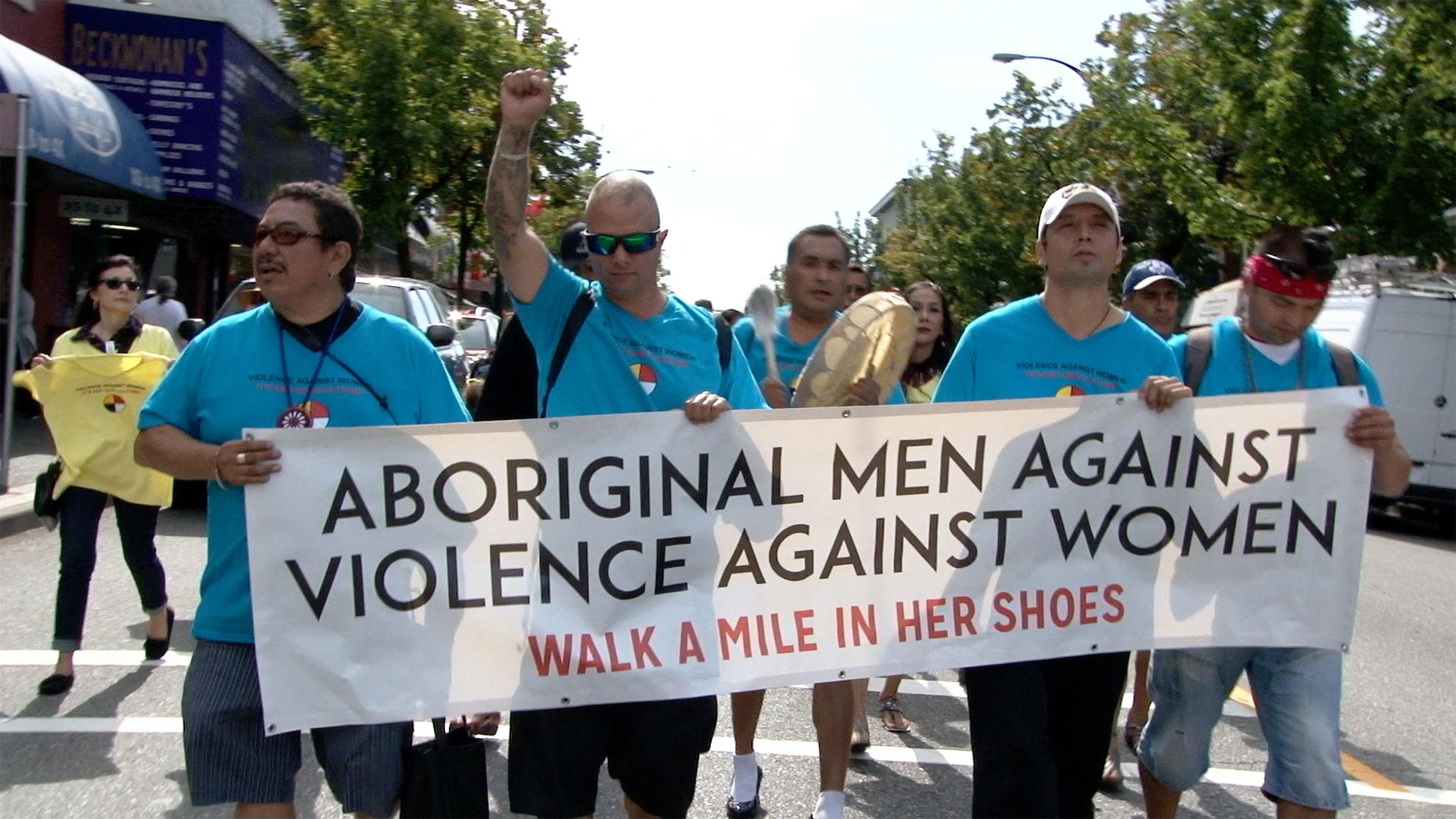 Faire la lumière sur le fléau de la violence sexiste