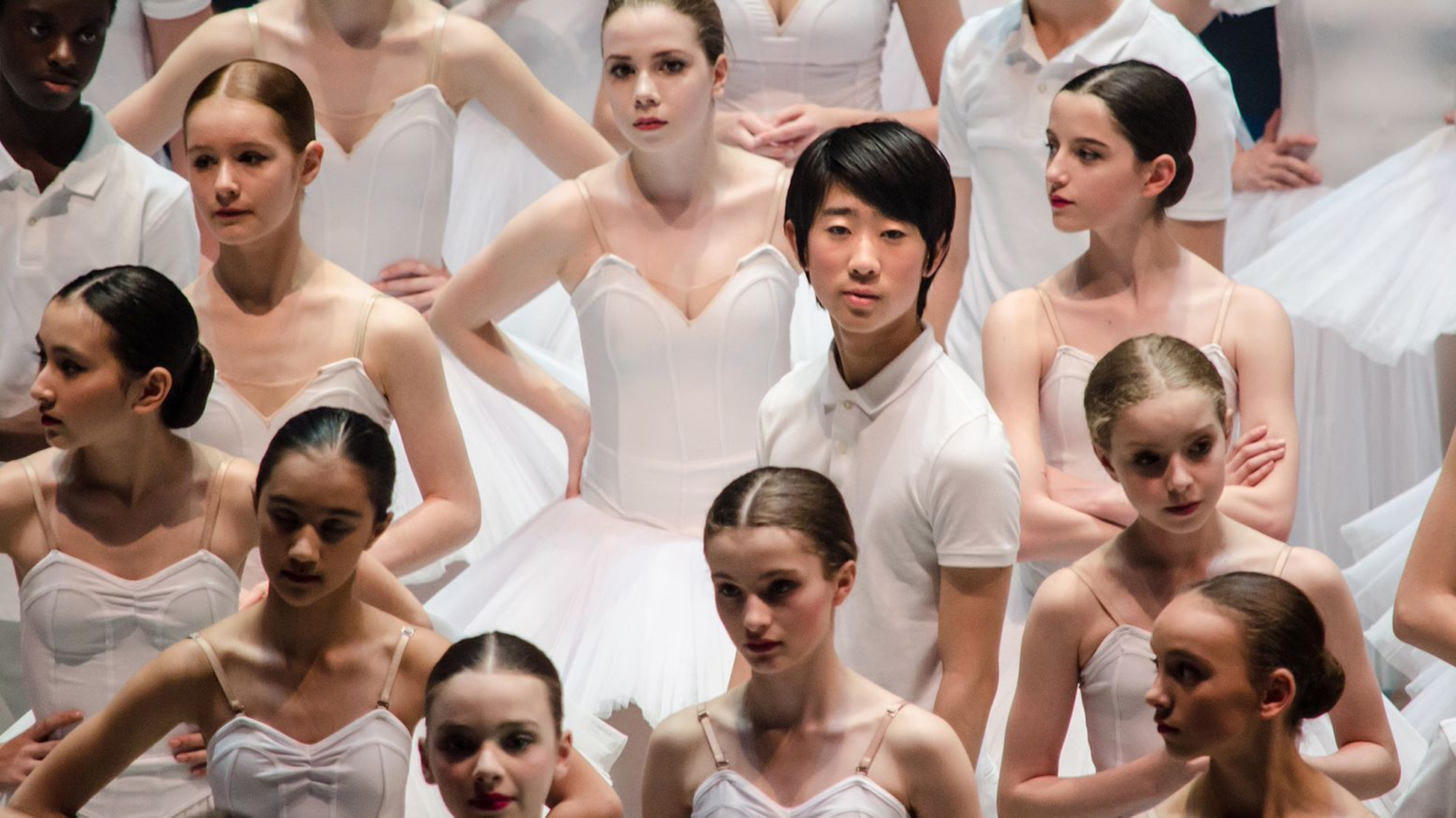 Le ballet et le cinéma à l'ONF