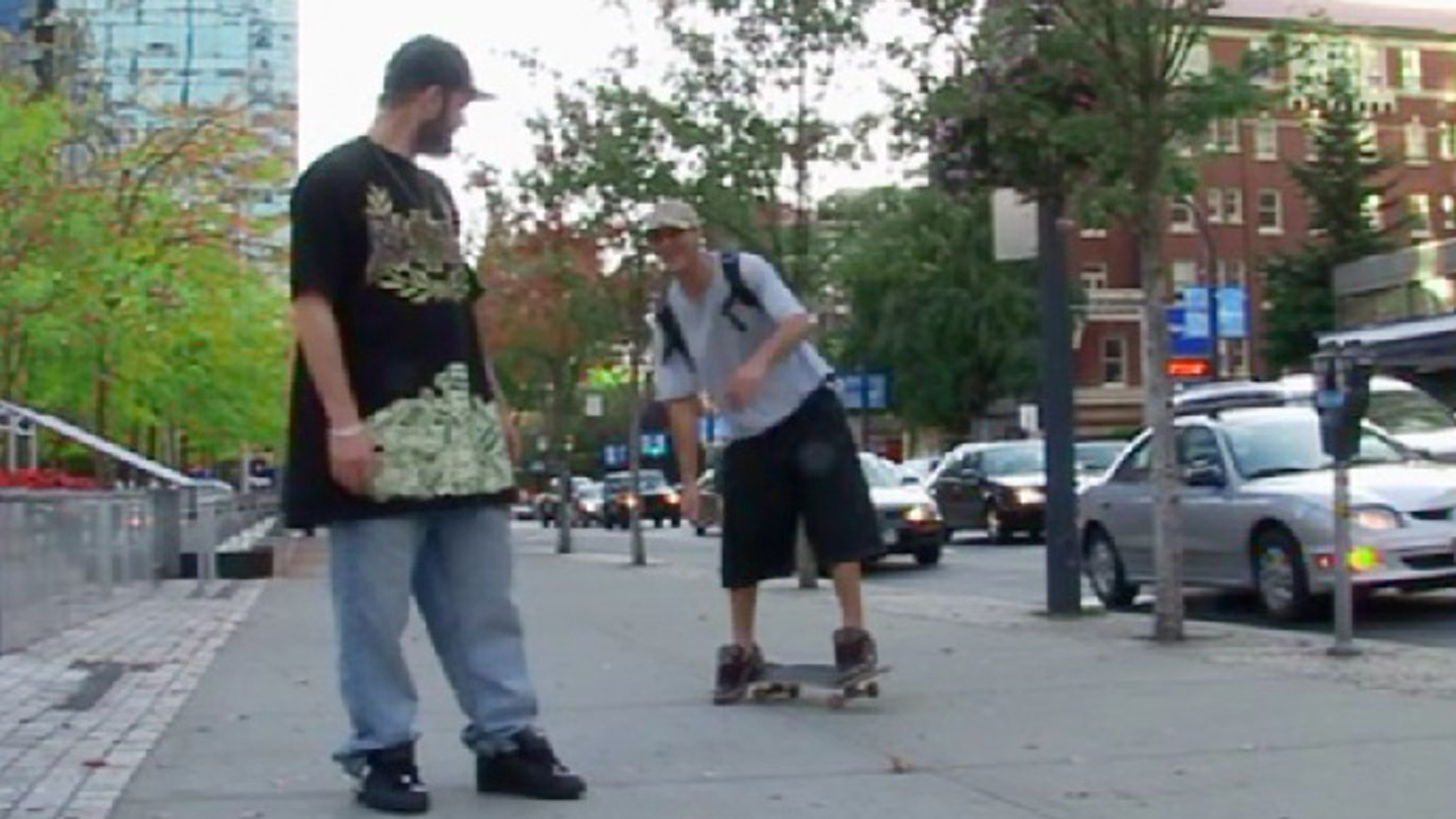 Bevel Up: Chapter 5 - Street Youth