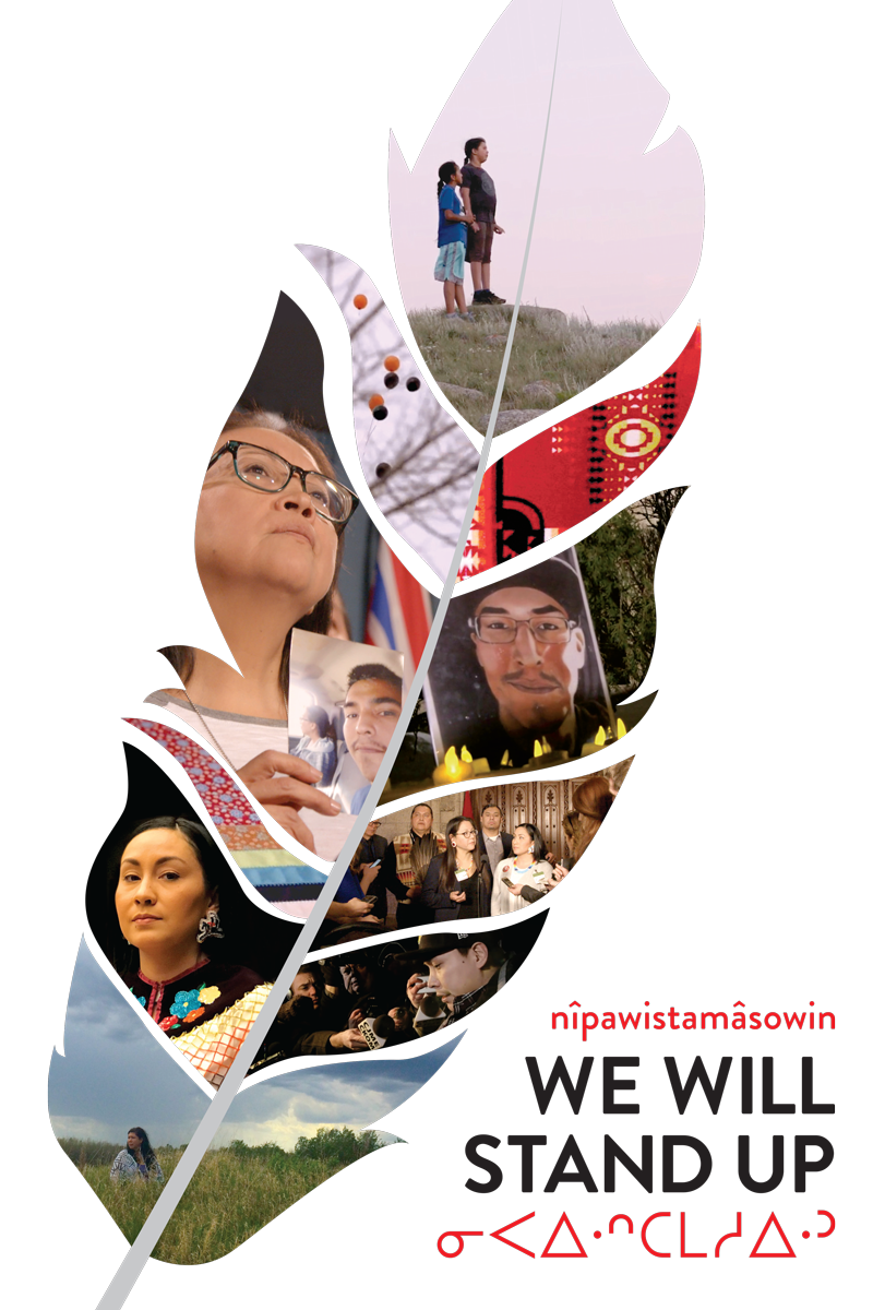 We Will Stand Up poster