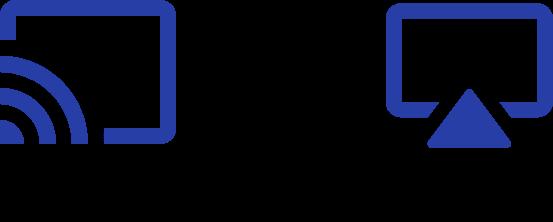 Chromecast and AirPlay